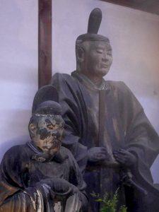 Wooden Statue of Ono no Takamura