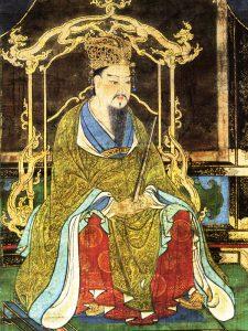 Emperor Kanmu Image